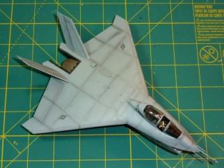Boeing X-32A