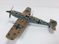 Messerschmitt Bf-109E Trop