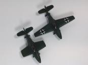 Messerchmitt Me-328 V1 & V2