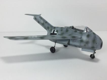 Focke Wulf Ta-183 Huckebein