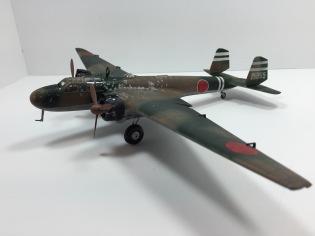 Mitsubishi G3M2 Nell