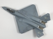 Northrop/McDonnell Douglas YF-23 Gray Ghost