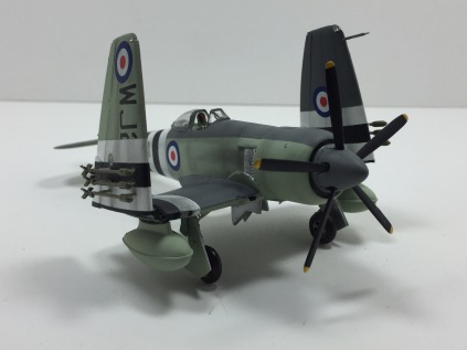 Hawker Sea Fury FB.11