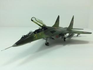 MiG-29 UB Fulcrum